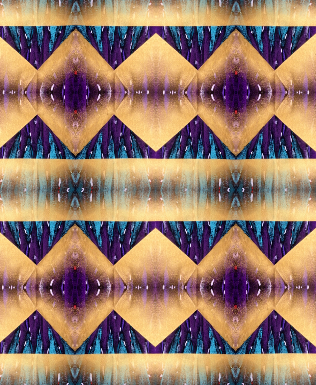 pattern-gold